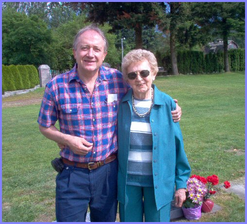 Elmer Wiens and Erma Wiebe (May 14, 2005)