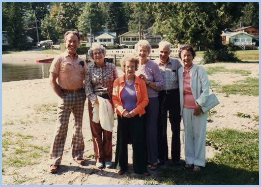 Yarrow Pioneers Reunion - 1982
