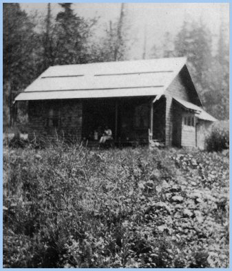Original Hudson House Prior to 1920