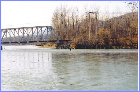 BC Electric's Vedder River Bridge