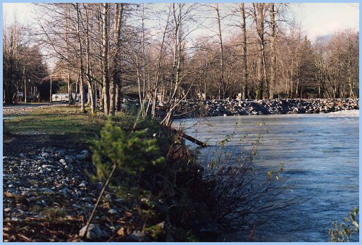 Vedder River Campground, Giesbrecht Road