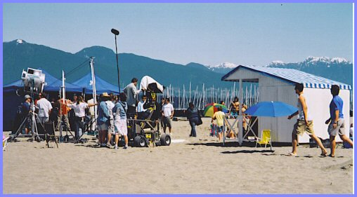 Jericho Beach -  Vancouver - Hollywood North