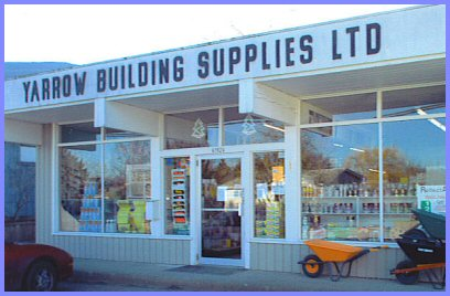 Yarrow Building Supplies Ltd