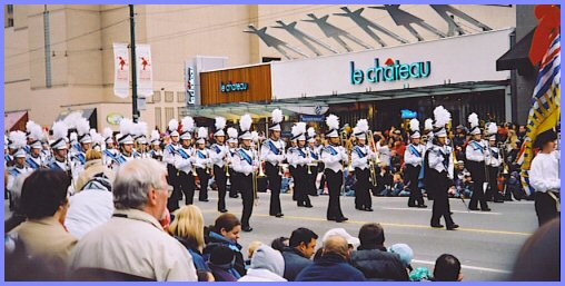 Chilliwack Middle School Band